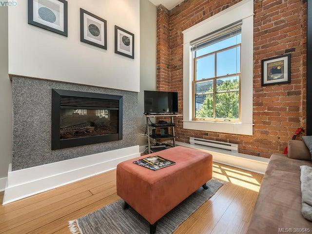 304 610 Johnson St - Vi Downtown Condo Apartment for sale, 1 Bedroom (380645) #4