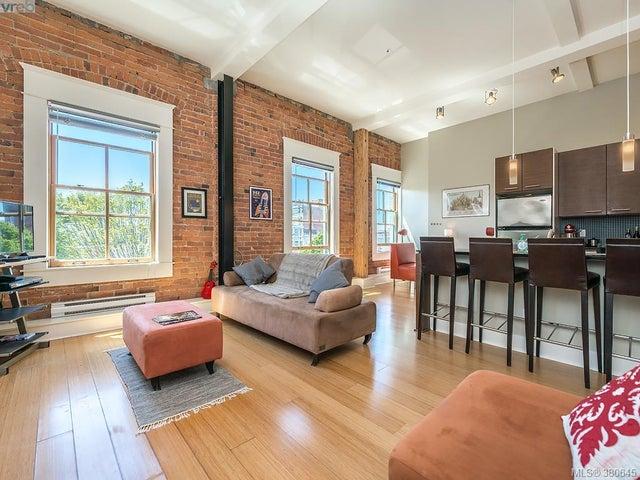 304 610 Johnson St - Vi Downtown Condo Apartment for sale, 1 Bedroom (380645) #5