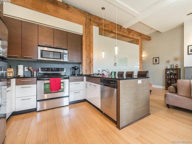 304 610 Johnson St - Vi Downtown Condo Apartment for sale, 1 Bedroom (380645) #6