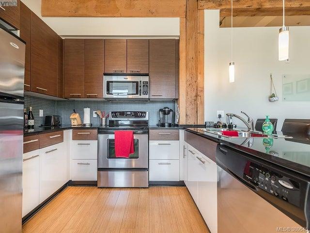 304 610 Johnson St - Vi Downtown Condo Apartment for sale, 1 Bedroom (380645) #7