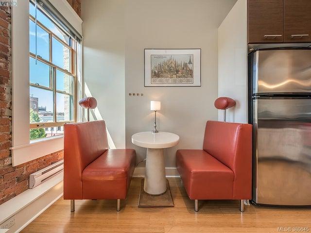 304 610 Johnson St - Vi Downtown Condo Apartment for sale, 1 Bedroom (380645) #8