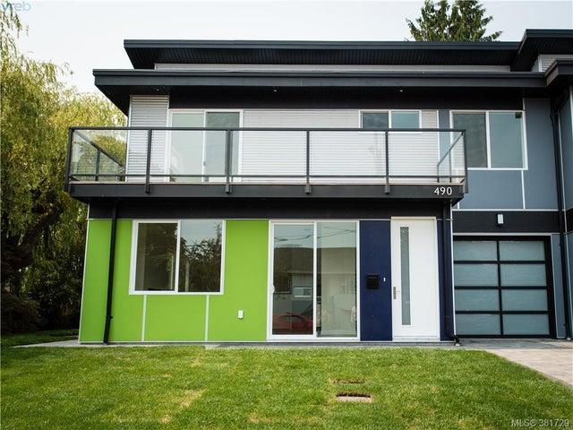 490 South Joffre St - Es Saxe Point Half Duplex for sale, 3 Bedrooms (381729) #1