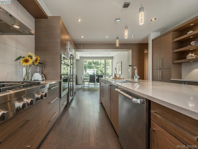 3 408 Dallas Rd - Vi James Bay Row/Townhouse for sale, 2 Bedrooms (381884) #5