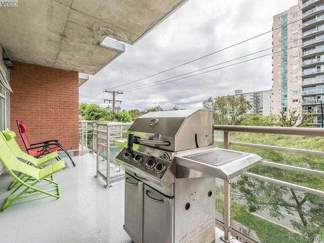 311 1030 Yates St - Vi Downtown Condo Apartment for sale, 1 Bedroom (382187) #10