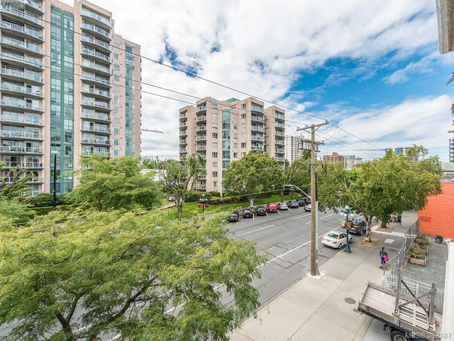 311 1030 Yates St - Vi Downtown Condo Apartment for sale, 1 Bedroom (382187) #11