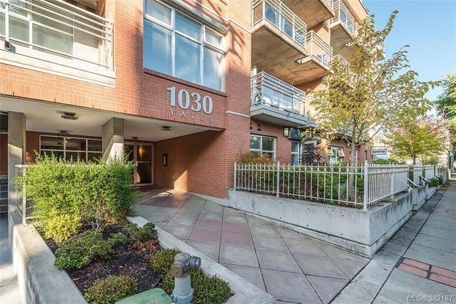 311 1030 Yates St - Vi Downtown Condo Apartment for sale, 1 Bedroom (382187) #12