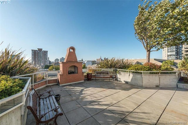 311 1030 Yates St - Vi Downtown Condo Apartment for sale, 1 Bedroom (382187) #14
