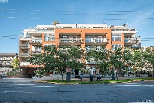 311 1030 Yates St - Vi Downtown Condo Apartment for sale, 1 Bedroom (382187) #17