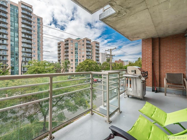 311 1030 Yates St - Vi Downtown Condo Apartment for sale, 1 Bedroom (382187) #9