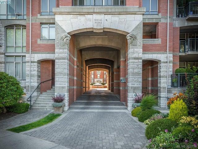 326 21 Dallas Rd - Vi James Bay Condo Apartment for sale, 2 Bedrooms (382776) #17