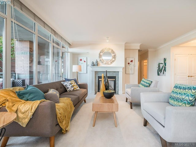 326 21 Dallas Rd - Vi James Bay Condo Apartment for sale, 2 Bedrooms (382776) #1