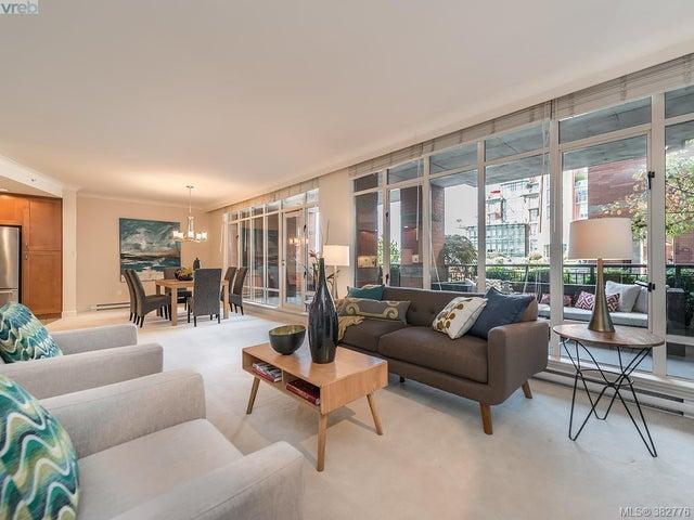 326 21 Dallas Rd - Vi James Bay Condo Apartment for sale, 2 Bedrooms (382776) #3