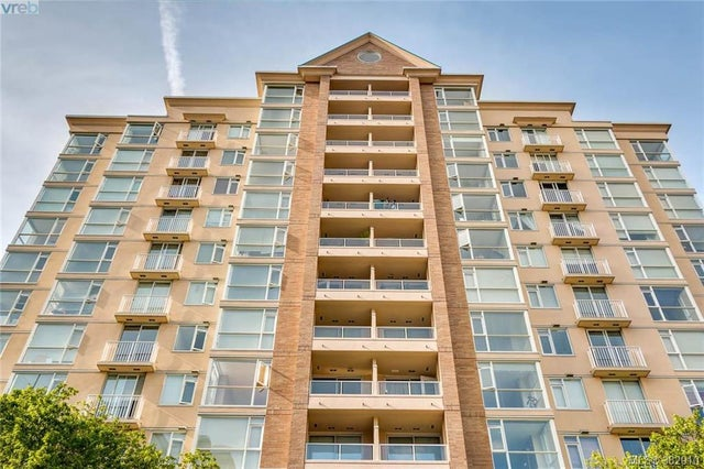 607 835 View St - Vi Downtown Condo Apartment for sale, 1 Bedroom (382910) #1