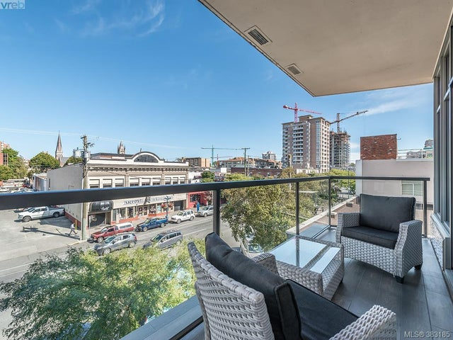 309 845 Yates St - Vi Downtown Condo Apartment for sale, 1 Bedroom (383185) #14