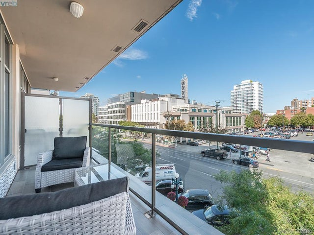 309 845 Yates St - Vi Downtown Condo Apartment for sale, 1 Bedroom (383185) #15
