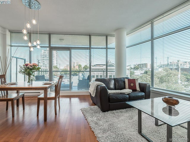 309 845 Yates St - Vi Downtown Condo Apartment for sale, 1 Bedroom (383185) #1