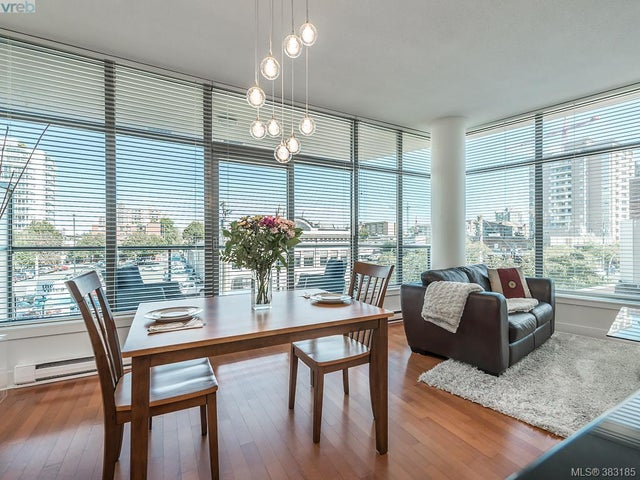 309 845 Yates St - Vi Downtown Condo Apartment for sale, 1 Bedroom (383185) #2