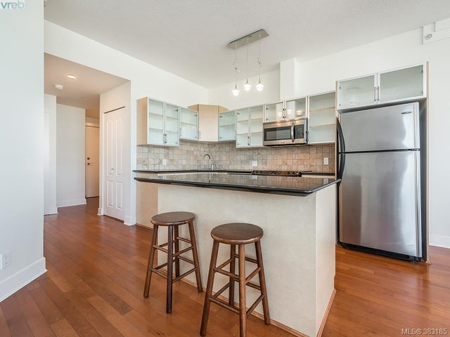 309 845 Yates St - Vi Downtown Condo Apartment for sale, 1 Bedroom (383185) #4