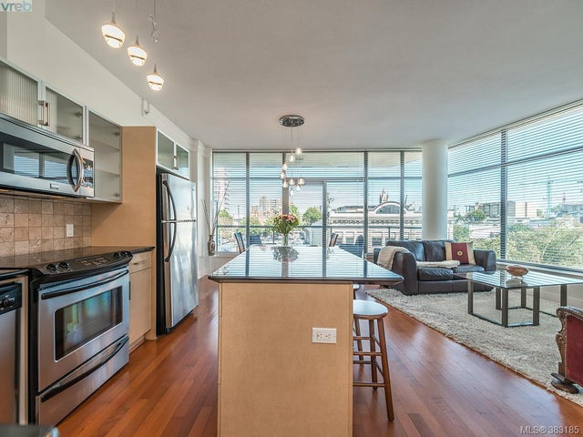 309 845 Yates St - Vi Downtown Condo Apartment for sale, 1 Bedroom (383185) #5