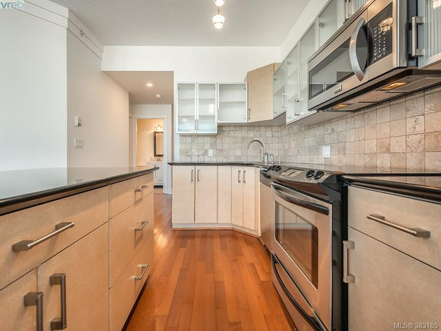 309 845 Yates St - Vi Downtown Condo Apartment for sale, 1 Bedroom (383185) #6