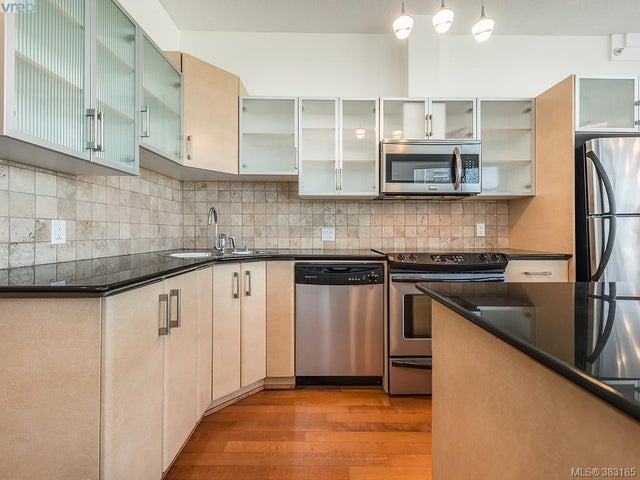 309 845 Yates St - Vi Downtown Condo Apartment for sale, 1 Bedroom (383185) #7