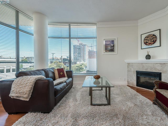 309 845 Yates St - Vi Downtown Condo Apartment for sale, 1 Bedroom (383185) #8