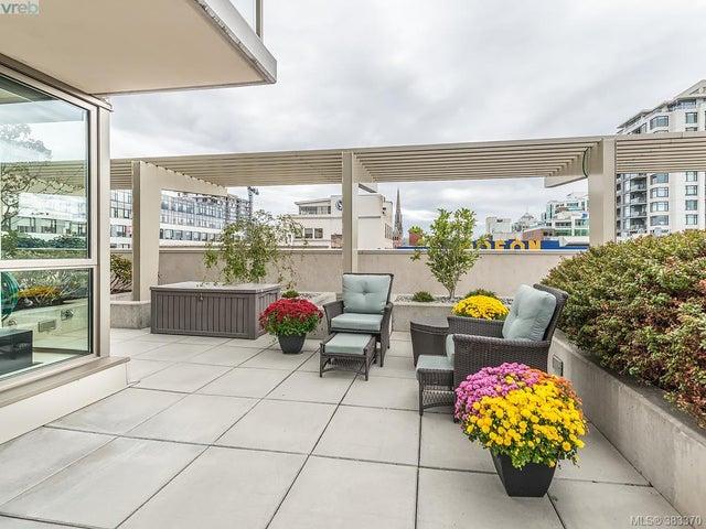 502 760 Johnson St - Vi Downtown Condo Apartment for sale, 1 Bedroom (383370) #13