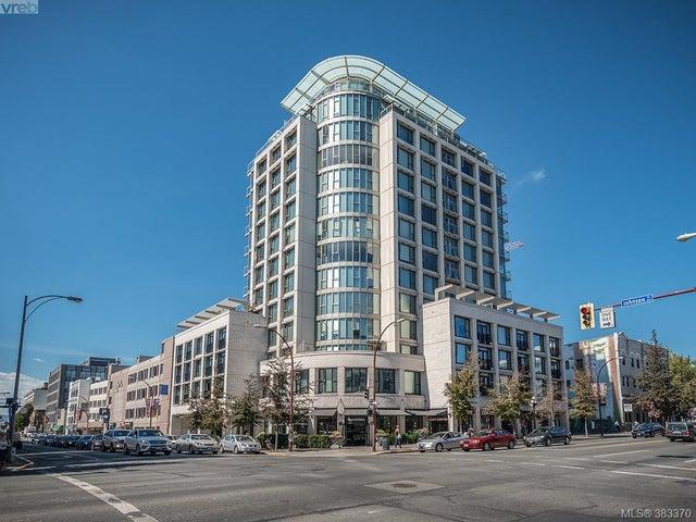 502 760 Johnson St - Vi Downtown Condo Apartment for sale, 1 Bedroom (383370) #15