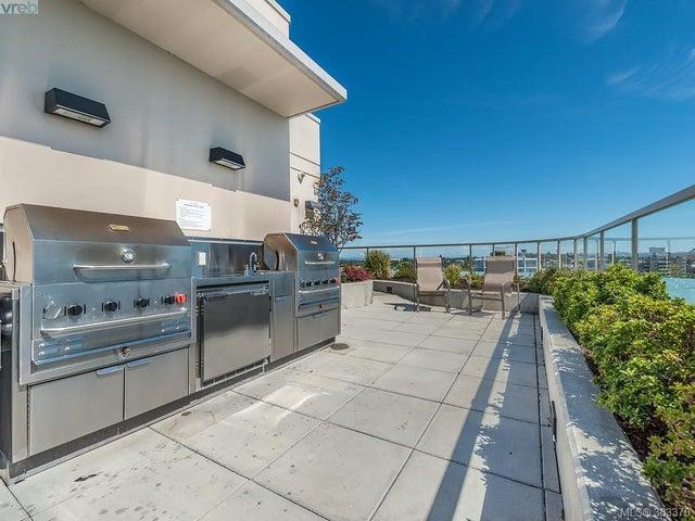 502 760 Johnson St - Vi Downtown Condo Apartment for sale, 1 Bedroom (383370) #16