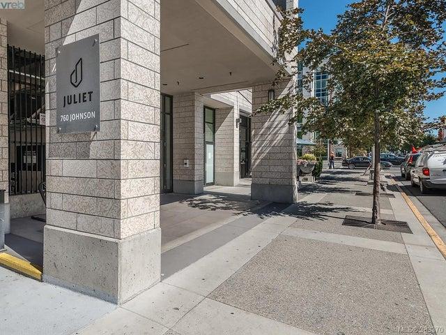 502 760 Johnson St - Vi Downtown Condo Apartment for sale, 1 Bedroom (383370) #20