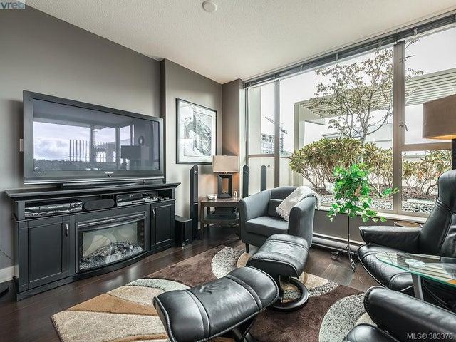 502 760 Johnson St - Vi Downtown Condo Apartment for sale, 1 Bedroom (383370) #3