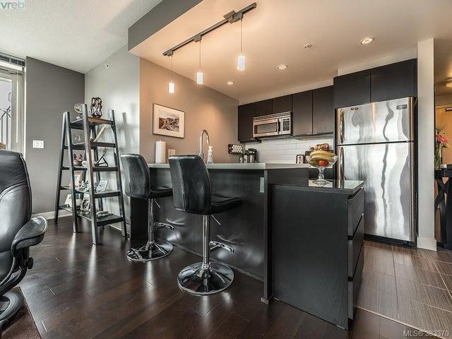 502 760 Johnson St - Vi Downtown Condo Apartment for sale, 1 Bedroom (383370) #5