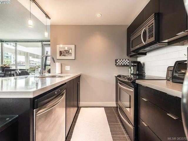 502 760 Johnson St - Vi Downtown Condo Apartment for sale, 1 Bedroom (383370) #6