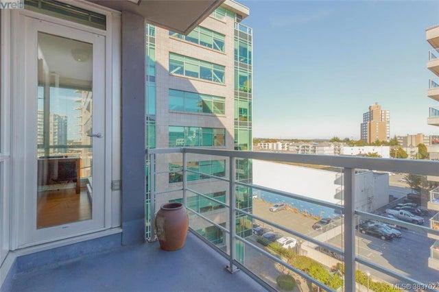 704 732 Cormorant St - Vi Downtown Condo Apartment for sale, 1 Bedroom (383702) #10
