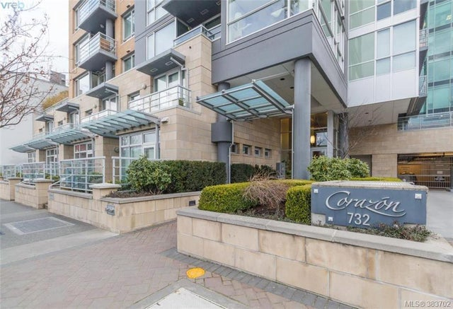 704 732 Cormorant St - Vi Downtown Condo Apartment for sale, 1 Bedroom (383702) #13