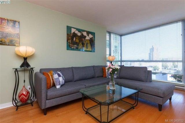 704 732 Cormorant St - Vi Downtown Condo Apartment for sale, 1 Bedroom (383702) #2