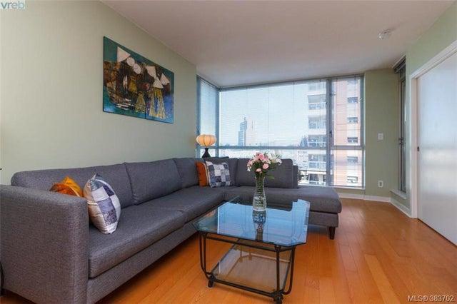 704 732 Cormorant St - Vi Downtown Condo Apartment for sale, 1 Bedroom (383702) #4