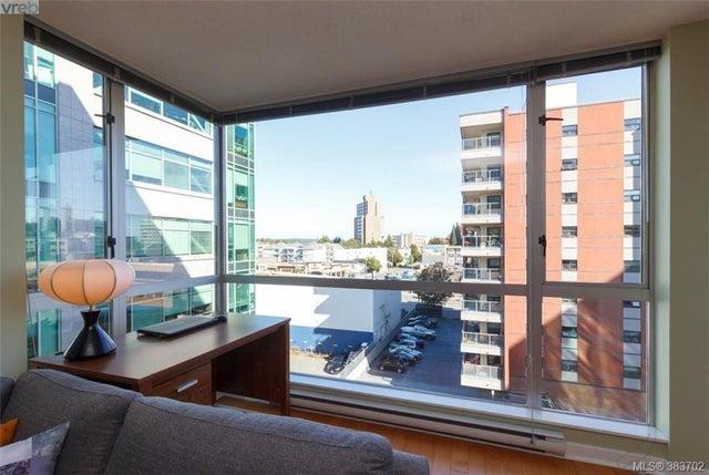 704 732 Cormorant St - Vi Downtown Condo Apartment for sale, 1 Bedroom (383702) #5