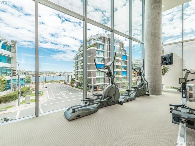912 160 Wilson St - VW Victoria West Condo Apartment for sale, 1 Bedroom (383745) #18