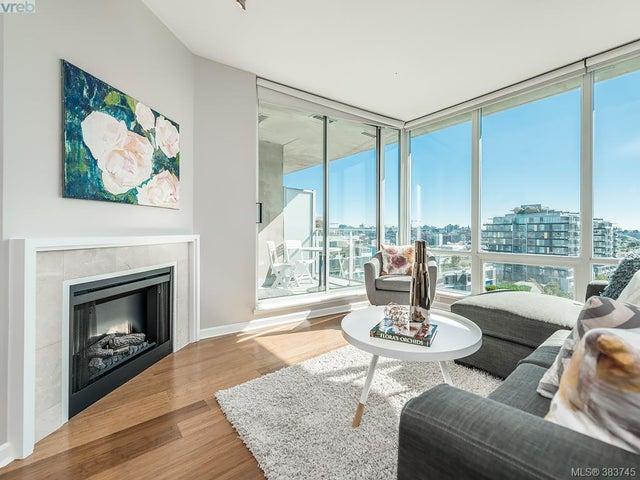 912 160 Wilson St - VW Victoria West Condo Apartment for sale, 1 Bedroom (383745) #1