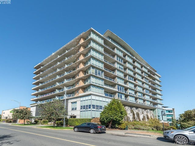 912 160 Wilson St - VW Victoria West Condo Apartment for sale, 1 Bedroom (383745) #20