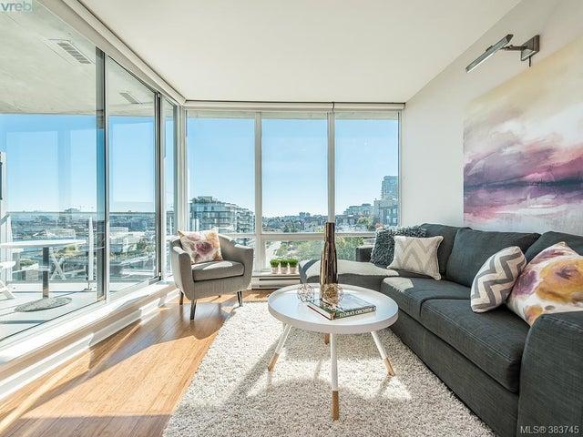 912 160 Wilson St - VW Victoria West Condo Apartment for sale, 1 Bedroom (383745) #2