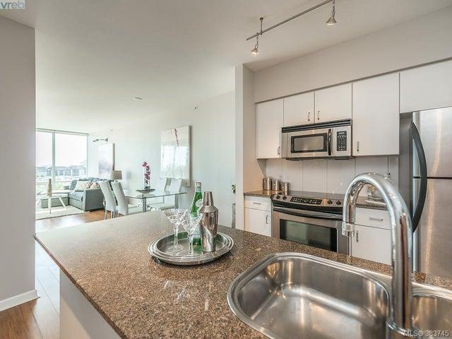 912 160 Wilson St - VW Victoria West Condo Apartment for sale, 1 Bedroom (383745) #5