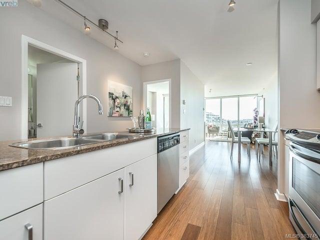 912 160 Wilson St - VW Victoria West Condo Apartment for sale, 1 Bedroom (383745) #6