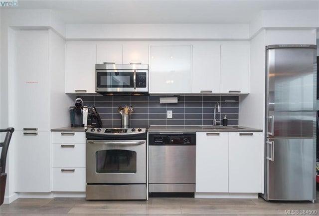 401 528 Pandora Ave - Vi Downtown Condo Apartment for sale, 1 Bedroom (384500) #2