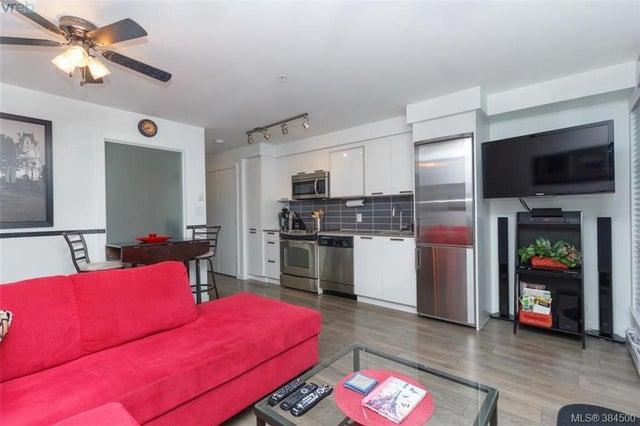 401 528 Pandora Ave - Vi Downtown Condo Apartment for sale, 1 Bedroom (384500) #3