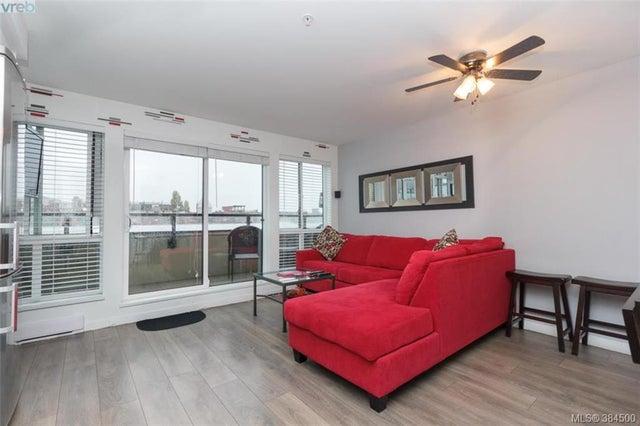 401 528 Pandora Ave - Vi Downtown Condo Apartment for sale, 1 Bedroom (384500) #4