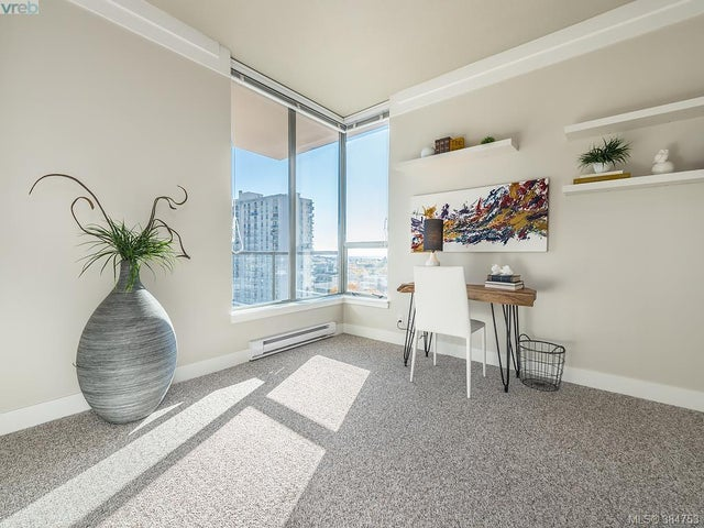 1011 845 Yates St - Vi Downtown Condo Apartment for sale, 2 Bedrooms (384753) #11