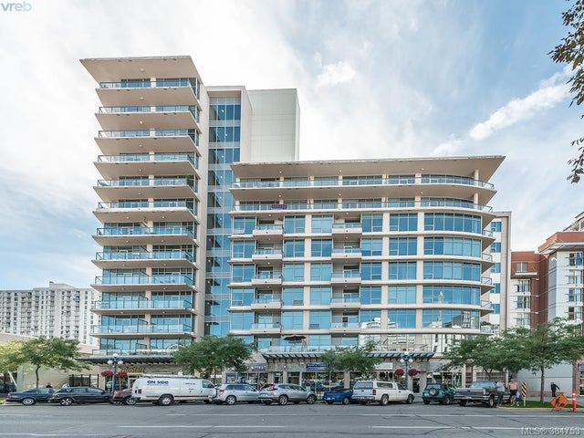 1011 845 Yates St - Vi Downtown Condo Apartment for sale, 2 Bedrooms (384753) #17