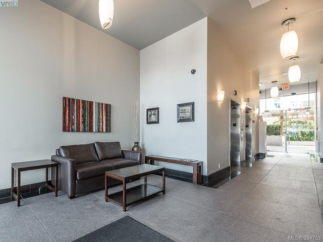 1011 845 Yates St - Vi Downtown Condo Apartment for sale, 2 Bedrooms (384753) #18